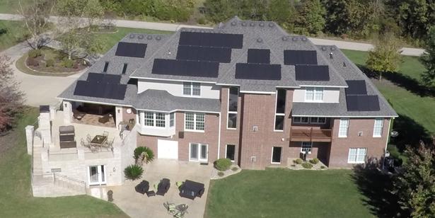solar panels from Missouri Solar Solutions